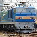 電気機関車(EF510-503)