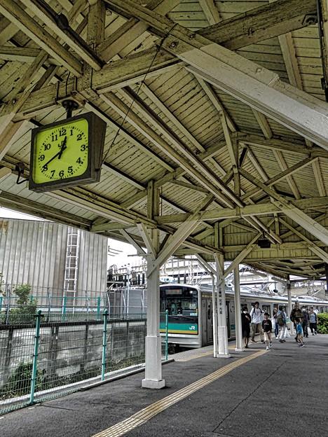 南武支線浜川崎駅