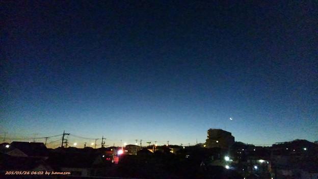 朝焼け(170126)
