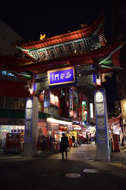 南京町 西安門 DSC_0330