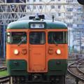 Photos: 115系面縦@高崎駅