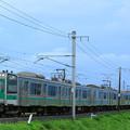 Photos: 701系@鹿島台~品井沼