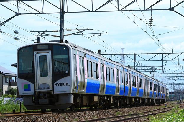 HB-E210系@陸前山王~岩切