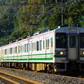 Photos: 107系@津久田-岩本(第一川端踏切)