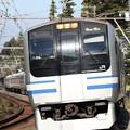 Photos: E217系面縦@北鎌倉~鎌倉