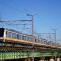 Photos: E233系@多摩川橋梁2