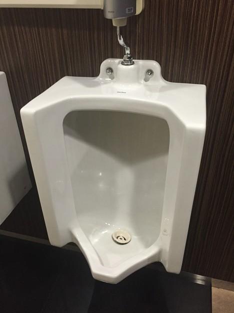 天満屋八丁堀ビルのMARUZENの広島店の8階のトイレ