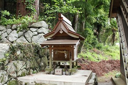 高天彦神社・護国神社