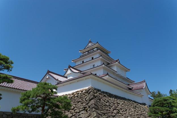 【鶴ケ城】2