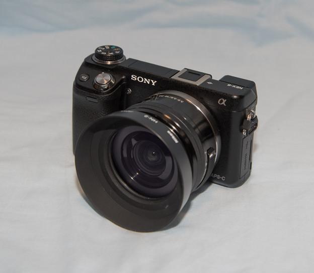 【NEX-6&E PZ 16_50mm F3.5_5.6 OSS】3