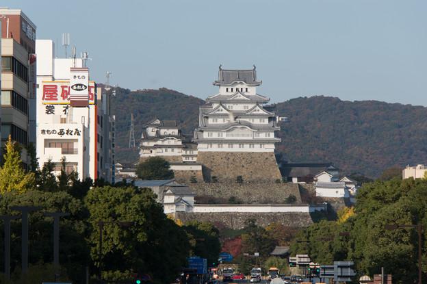 姫路城十景【No1_大手前通り】5