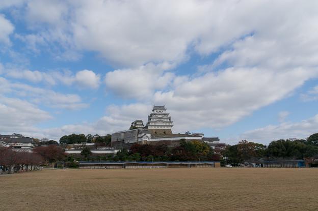 姫路城十景【No2_三の丸広場】1