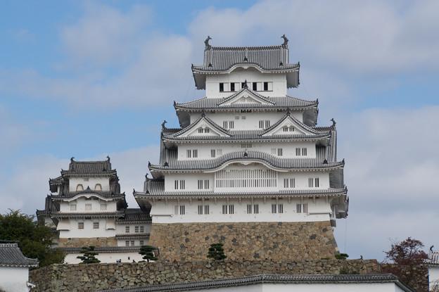 姫路城十景【No2_三の丸広場】4