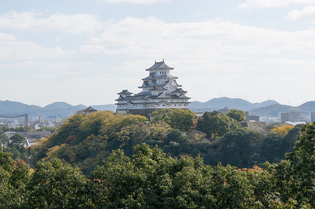 姫路城十景【No6_男山配水池公園】3