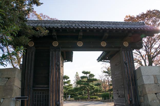 姫路城【06_大手門】
