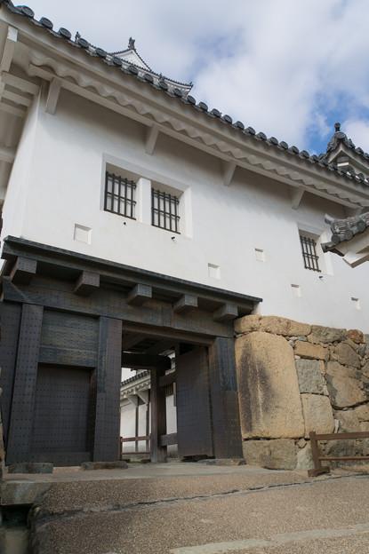姫路城【35_備前門】