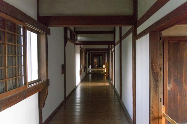 姫路城【43_百間廊下】