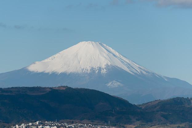 富士山【弘法山からの眺め】4