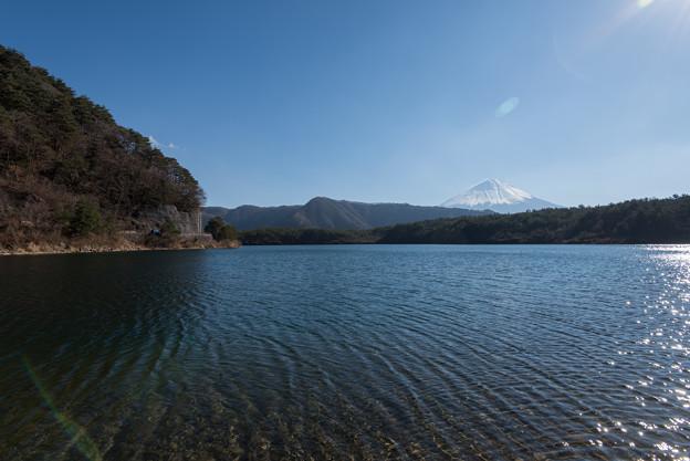 富士山【精進湖からの眺め】1