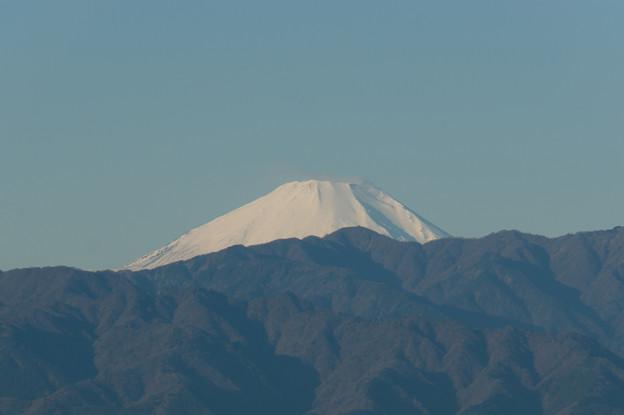 富士山【川和富士公園からの眺め】3