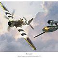 Hawker Tempest vs. V1
