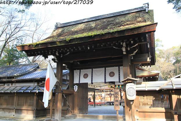 IMG_0707賀茂御祖神社(下鴨神社)・河合神社・門