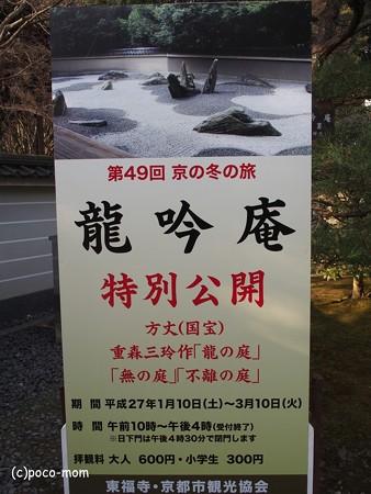 東福寺 龍吟庵 P1110187