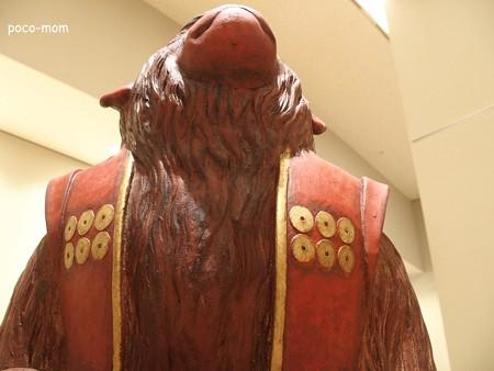 三輪途道展  義の人といつかは獣勇士 P8150166