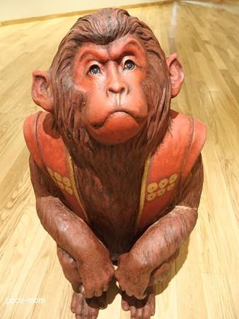 三輪途道展  佐助 義の人といつかは獣勇士 P8150166