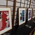 写真: 瑞泉寺 イラストレーター中川学原画展 PA160747