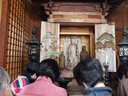 浄光寺 十一面観音 PA300141