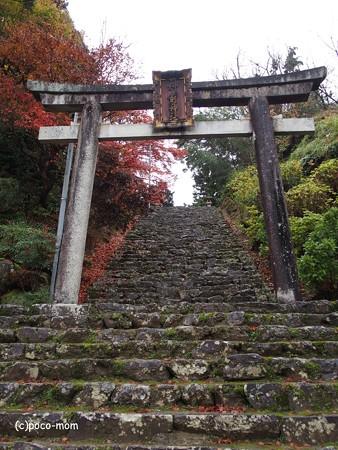 石道寺 神前神社 PB270556