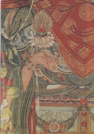 高麗仏画のクリアファイル IMG_20170306_0004