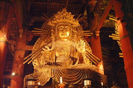 2010年08月15日虚空菩薩坐像