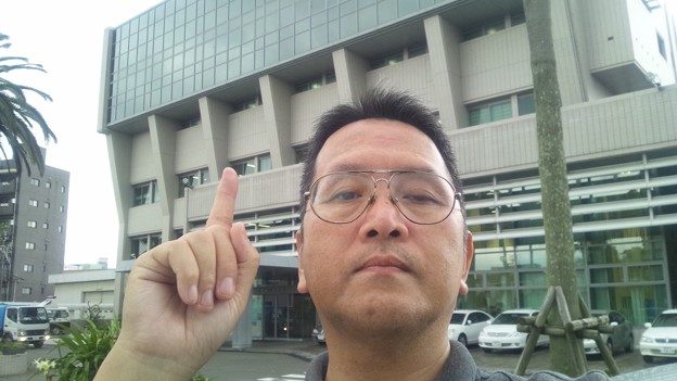 またまた宮崎北警察署へ