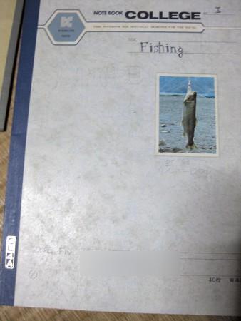 釣りノート