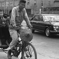 写真: 輪タク繁栄時代