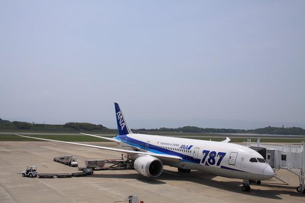 長崎空港 ANA