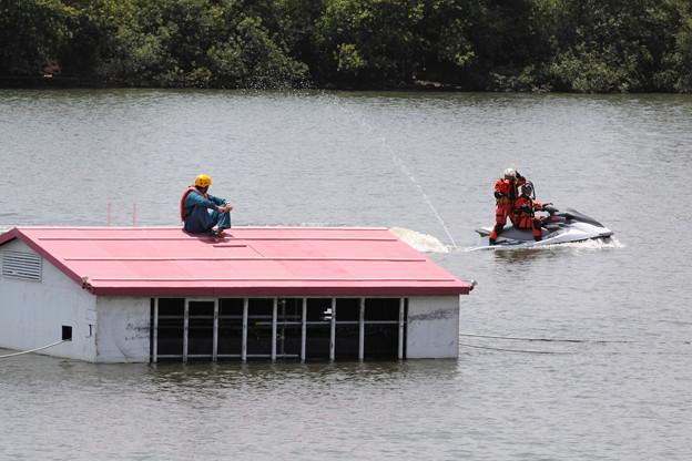 第65回利根川水系連合・総合水防演習