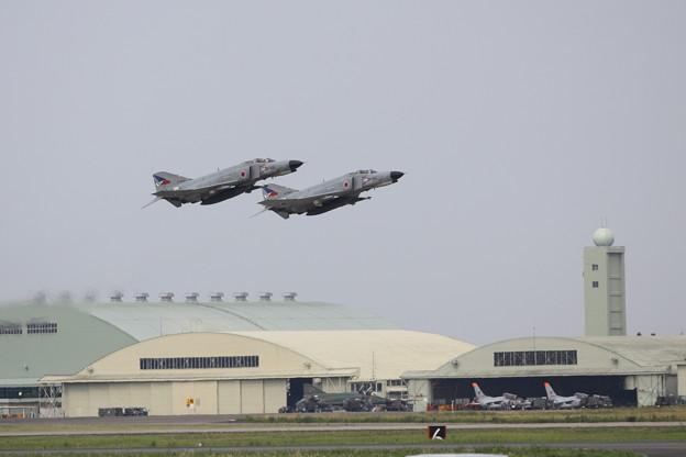 Photos: F-4EJ改 離陸!!