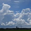 写真: Summer Clouds