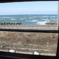 北陸本線 有間川付近の車窓