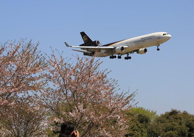 Photos: Narita International Airport UPS MD-11F