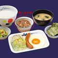 写真: 20161120_松屋エッグソーゼージ定食