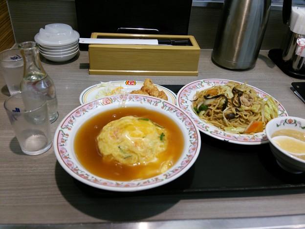 写真: 20161220_王将のおすすめセットDSC_1640