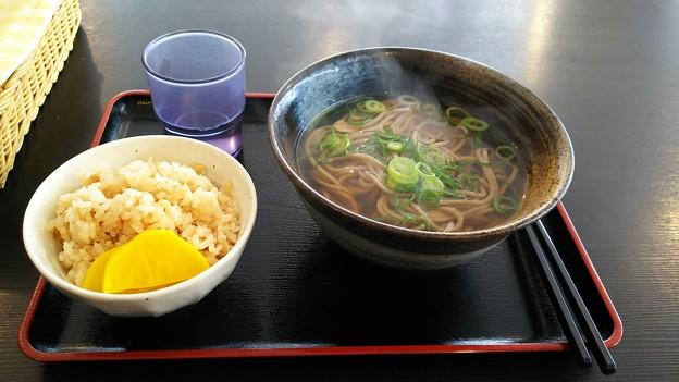 写真: 20170305_蕎麦