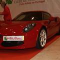 Photos: Alfa Romeo C8