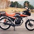 写真: ホンダ CBX 125F 1988年頃