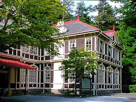 旧・三笠ホテル