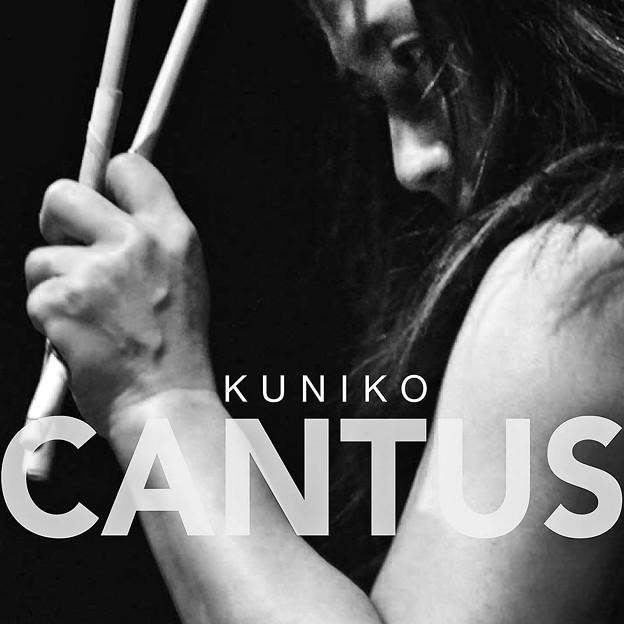 加藤訓子  KUNIKO CANTUS